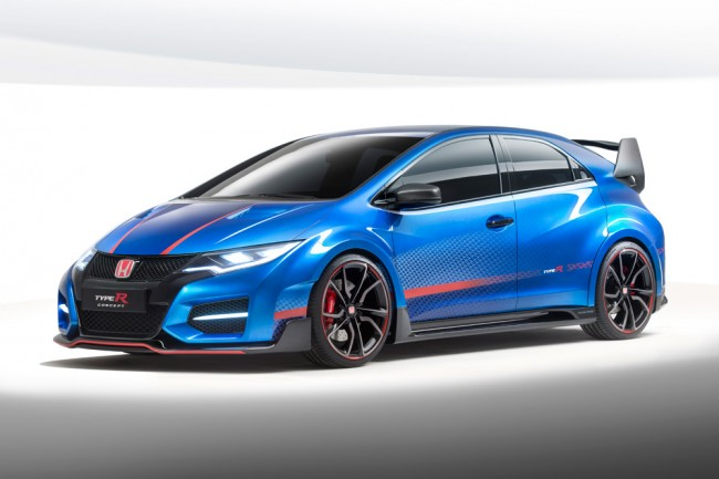 The Type R engine is on its way